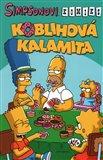 Simpsonovi: Koblihová kalamita - obálka