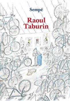 Obálka titulu Raoul Taburin