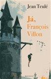 Já, François Villon - obálka