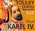 Toulky českou minulostí speciál Karel IV. - obálka