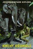 Knihy džunglí - obálka