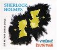 Sherlock Holmes - Vyděrač / Žlutá tvář - obálka