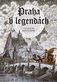 Praha v legendách - obálka
