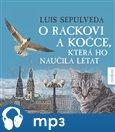 O rackovi a kočce, která ho naučila létat - obálka