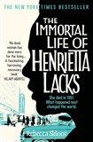 The Immortal Life of Henrietta Lacks - obálka