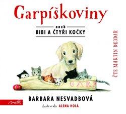 Garpíškoviny, CD - Barbara Nesvadbová