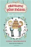 Přátelství plné koláčů 2: Špetka tajemství - obálka