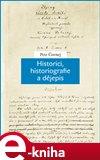 Historici, historiografie a dějepis - obálka