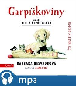 Garpíškoviny, mp3 - Barbara Nesvadbová