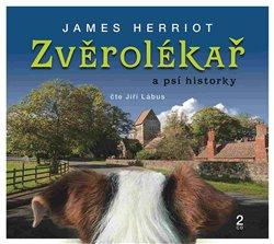 Zvěrolékař a psí historky, CD - James Herriot
