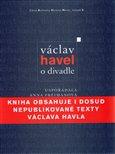 Václav Havel: O divadle - obálka