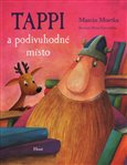 Tappi a podivuhodné místo - obálka