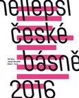 Nejlepší české básně 2016 - obálka