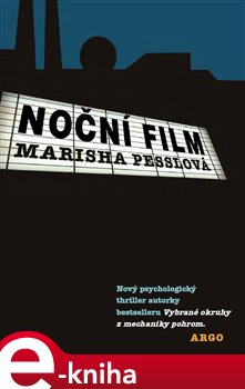 Noční film - Marisha Pesslová e-kniha