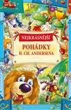 Nejkrásnější pohádky H. Ch. Andersena - obálka