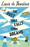 The dust that Falls from Dreams - obálka
