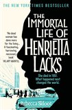 The Immortal Life of Henrietta Lacks - obálka