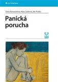 Panická porucha - obálka