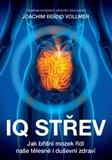 IQ střev (Jak břišní mozek řídí naše tělesné i duševní zdraví) - obálka