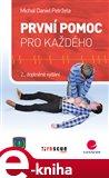 První pomoc pro každého (Elektronická kniha) - obálka