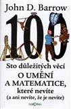 Sto důležitých věcí o matematice a umění, které nevíte (a ani nevíte, že je nevíte) - obálka