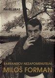 Barrandov - Nezapomenutelní (Miloš Forman) - obálka