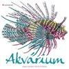 Obálka knihy Akvárium