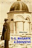T.G. Masaryk a židovství - obálka