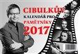 Cibulkův kalendář pro pamětníky 2017 - obálka