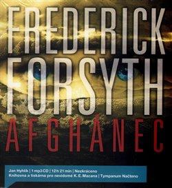 Afghánec, CD - Frederick Forsyth