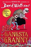 Gangsta Granny - obálka