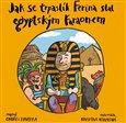 Jak se trpaslík Ferina stal egyptským faraonem - obálka