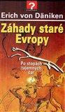 Záhady staré Evropy (Po stopách tajemných čar) - obálka