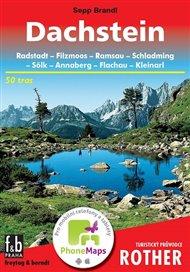 Dachstein - Turistický průvodce Rother