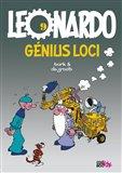 Génius loci (Leonardo 9) - obálka
