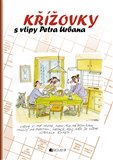 Křížovky s vtipy Petra Urbana - hnědá - obálka