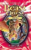 Skor, okřídlený hřebec (Beast Quest (14)) - obálka