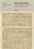 Vera mundi lumina (Výbor dominikánských barokních kázání) - obálka