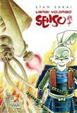 Usagi Yojimbo: Senso - obálka