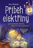Příběh elektřiny (Jak Honzík zjistil, proč svítí žárovka) - obálka