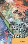 Obálka knihy Barvy slečny Toyen