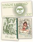 Lunární kalendář 2017 + Babiččin snář + Desátý rok s Měsícem - obálka