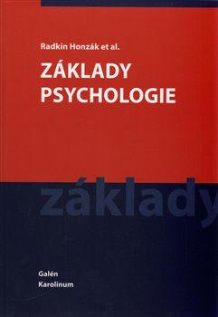 Obálka titulu Základy psychologie