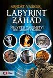 Labyrint záhad - obálka