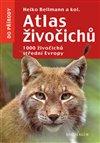 Obálka knihy Atlas živočichů
