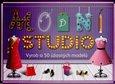 Módní studio - obálka