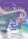 Víly Nevíly: Legenda o mlžných koních - obálka