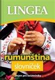 Rumunština slovníček (...nejen pro začátečníky) - obálka