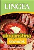 Ukrajinština slovníček (...nejen pro začátečníky) - obálka