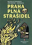 Praha plná strašidel - obálka